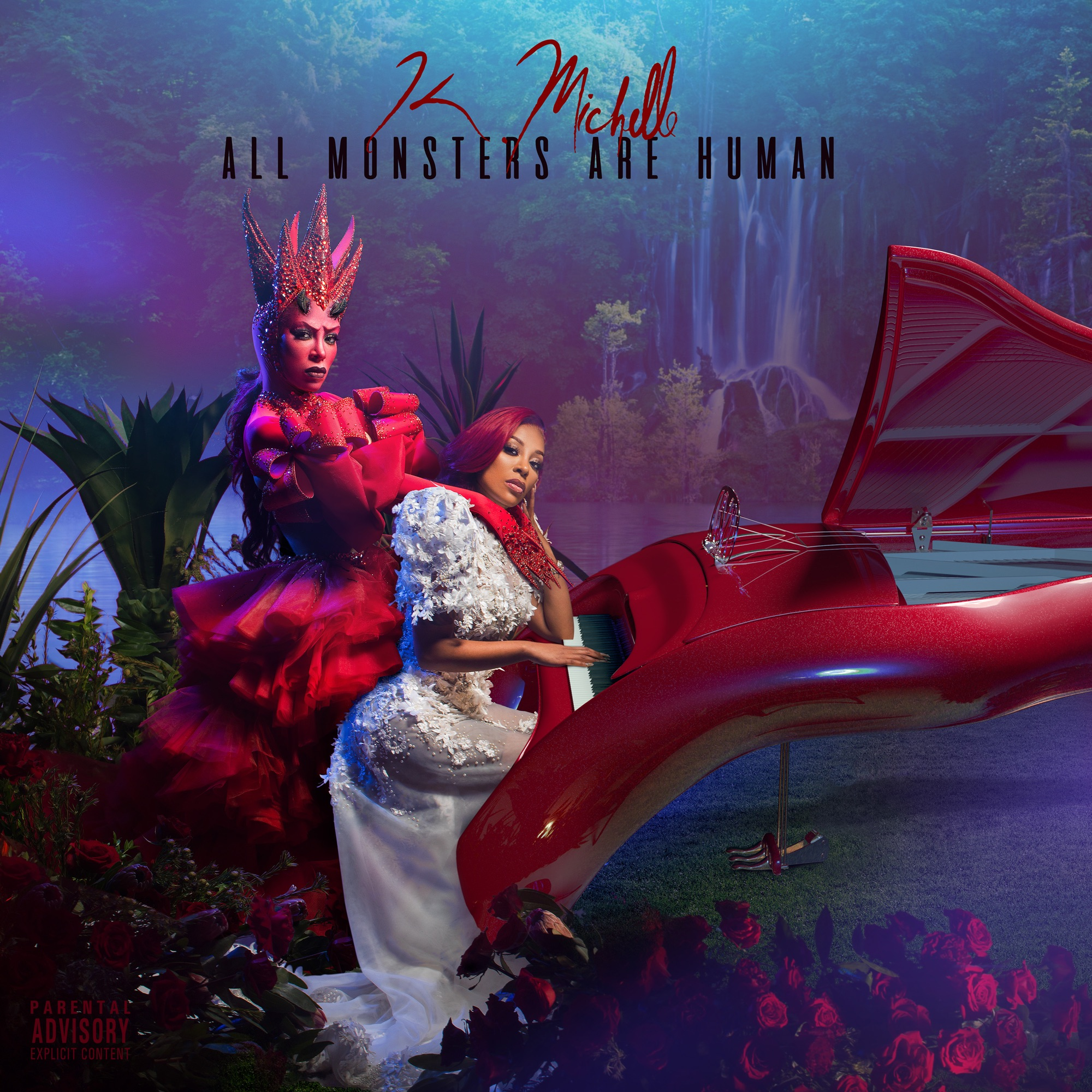 14|K. Michelle – All Monsters Are Human